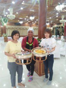 ขายขนมไทย