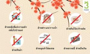12 สิ่งที่ไม่ควรทำในวันตรุษจีน