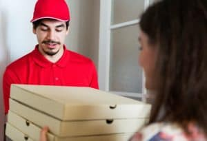 อาหาร delivery กับนาทีที่ ต้องกักตัวอยู่ที่บ้าน