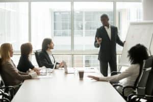 จัดประชุมสัมมนากับปัจจัยในการเลือกสถานที่