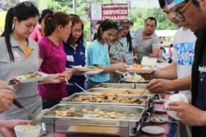 อาหารมงคลหลายหลายเมนูในงานต่าง ๆ