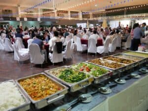 Catering อาหารไทยใส่ใจลูกค้าทุกระดับ