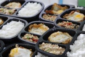 Catering อิ่ม สะอาด ปลอดภัย กับอาหารกล่อง